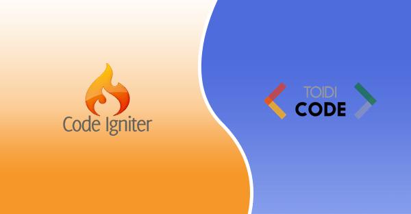 Tích hợp và sử dụng CodeIgniter Customs