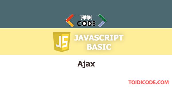 Bài 29: Ajax trong javascript