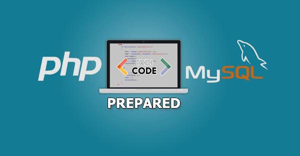 Bài 8: Prepared MySql bằng PHP
