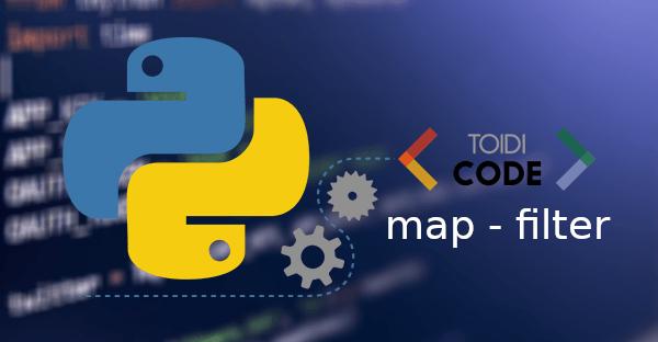 Bài 21: map, filter trong Python
