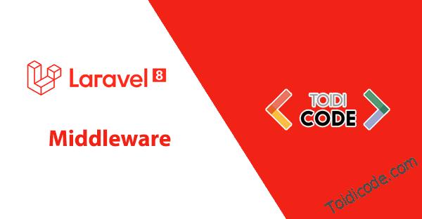 Bài 16: Middleware trong Laravel 8